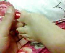Feet my arabic wife port 1