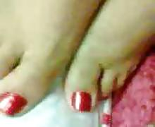 Feet my arabic wife port 1
