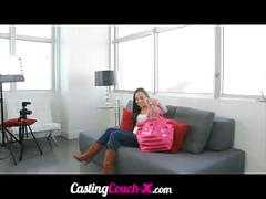 Castingcouch-x cute latina needs cash!