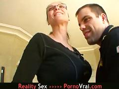 My wife fucked by a stranger !