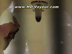 Spy camera in the shower
