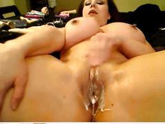 Sheridanlovex cum squirt big huge tits boobs