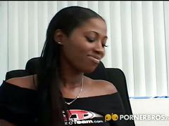 Two big ass ebony loves to get fucked hard.
