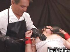brunette, pussy, bdsm, bondage, toys, tight pussy, slave, shaved pussy, amateur, first time, torture, humiliation, speculum, painful