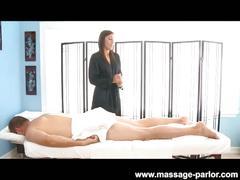 Rilynn rae's massage on eric