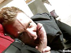 Twink want to be next big gay porn star