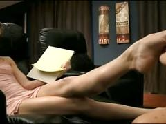 blondes, brunettes, foot fetish, softcore