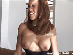 Big breasted ebony slut cassidy clay fucked nicely