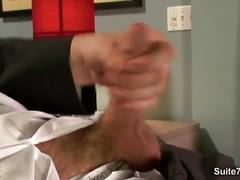 Suite 703: sean preston in men hard at work