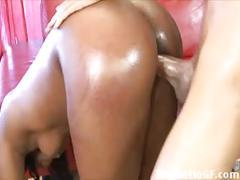 black and ebony, cumshots, hardcore