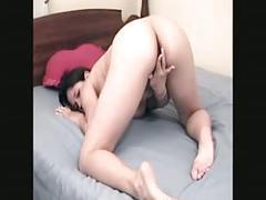 bbw, fingering, masturbation, tits