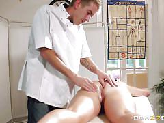 massage, babe, masturbation, blowjob, busty, oiled, hand job, massage parlor, dirty masseur, brazzers network, danny d, emma leigh