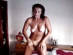 While standing vol. 7 - female masturbation compilation