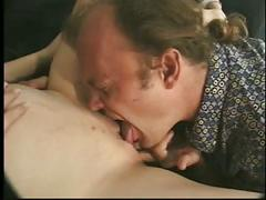 Pregnant krista gets shaved fucked and facialed