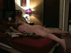 Blonde slut bbw blow job