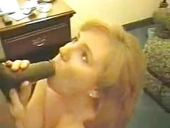 Sexy redhead wife loves that big black cock 2  frmxd com
