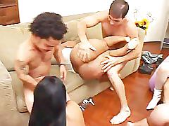 Swinging with midgets 1 - scene 2