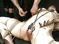 Sex slave katharine cane gets punished