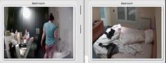 Dans la douche