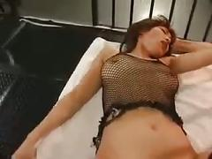 Japanese woman hardfucked