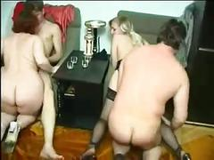 Mature russian swingers - amateur sex video
