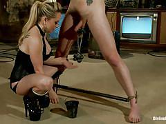 Aiden starr dominating wolf hudson