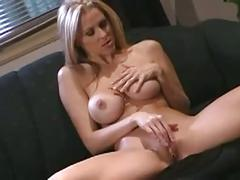Lustful big tits blondie opens wide for hard fuck