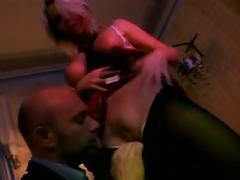British slut jamie gets fucked in tights