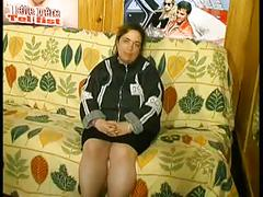 French mature bbw fucked and anal feeting