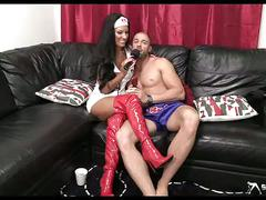 Shebang.tv - elicia solis & jonny cockfill
