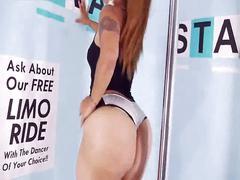 Sexy latin booty dancing