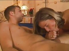 Mature anal and fist