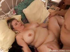 Tasty big tits blonde bbw tawni loves to fuck