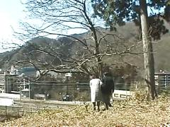 Blowjob at the onsen #2
