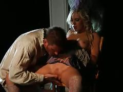 British slut syren sexton gets fucked with a feather hat