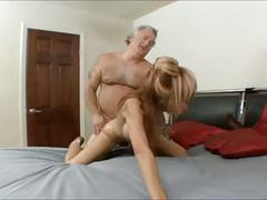 Hot mature in high heels rides cock