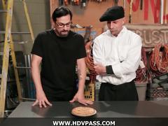 Myth busters parody - milf india summer cum shot