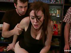 Maddy o&#039;reilly gets some pleasure, then some pain
