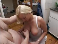 German housewife gets panelled