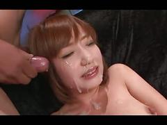 Japanese cute girls culshot cumpilation