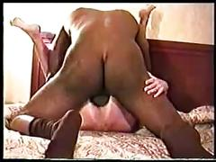 Hot blooded blonde wife fucking bbc