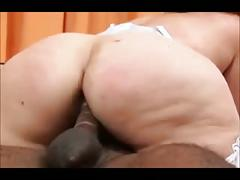 Brazilian big butt mature