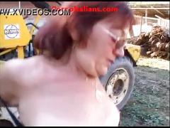 Granny slut fucks guy nonna troia scopa ragazzo