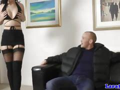 British milf slut flip flop oral sex with her stud