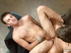 Suite 703: evan hart and krys perez fucks.