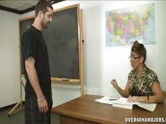 Stacie starr handjob