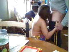 Camfrog couple show