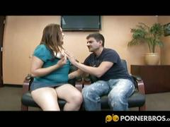 Slutty latina isabella soliz gets banged hard