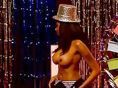 milf, blonde, ebony, foursome, playboy, big boobs, brunette, sex party, naked, sex games, spinning wheel, foursome, playboy webmasters
