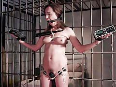 Tied up and tortured in jail